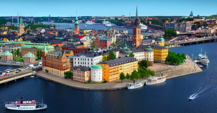 Dobrobyt państw nordyckich - statystyki, wydatki i władza
