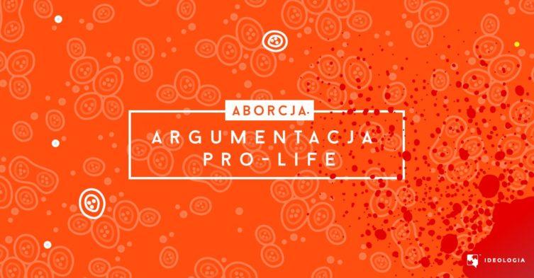 Głos pro-life - argumenty przeciw aborcji