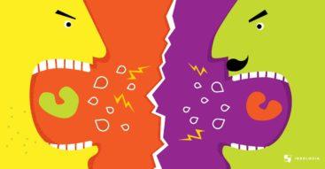 Lewak, moher i stado lemingów – o znaczeniu inwektyw używanych w Internecie