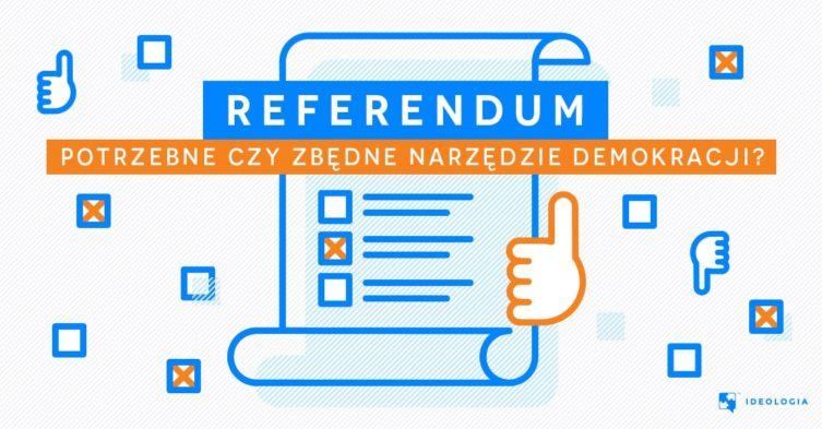 Referendum w Polsce - blaski i cienie