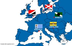 Mikronacje w Europie