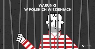 Codzienność za kratami. Warunki bytowe w polskich zakładach karnych