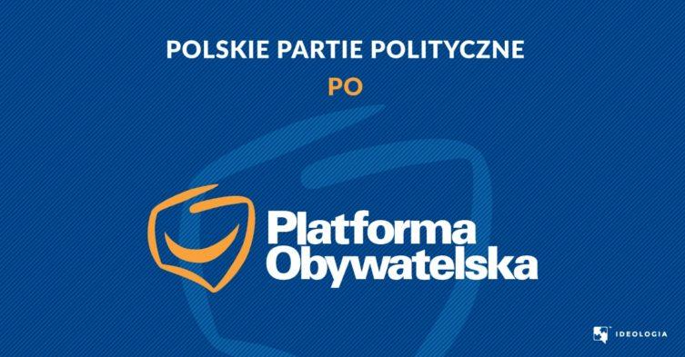 Program, postulaty i działania Platformy Obywatelskiej (PO)