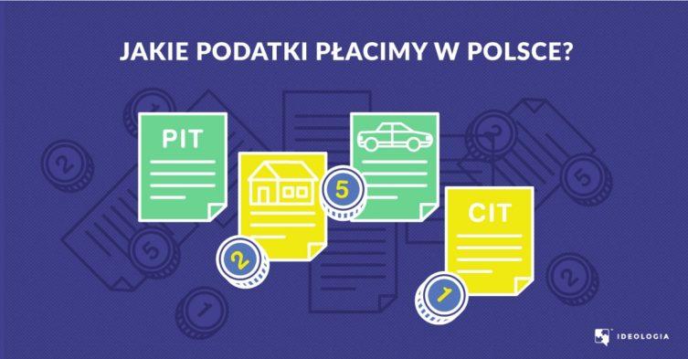Jakie podatki płacimy w Polsce? Rodzaje podatków w Polsce i nietypowe podatki na świecie