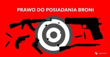 Poszerzyć dostęp do broni palnej. Argumenty zwolenników liberalizacji przepisów