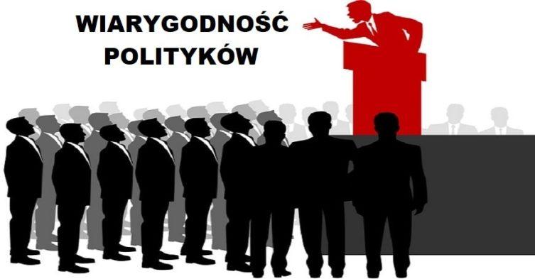Czym jest dzisiaj wiarygodność w polityce?