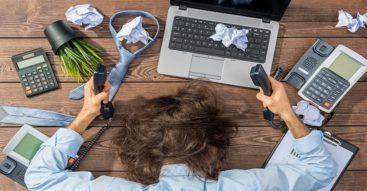 Stres w pracy. Ile nas kosztuje i jak go uniknąć?