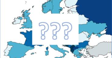 Muzułmanie w Europie – liczba i udział procentowy w populacji Europy
