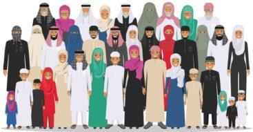 Jak Europejczycy postrzegają muzułmanów? [INFOGRAFIKA]
