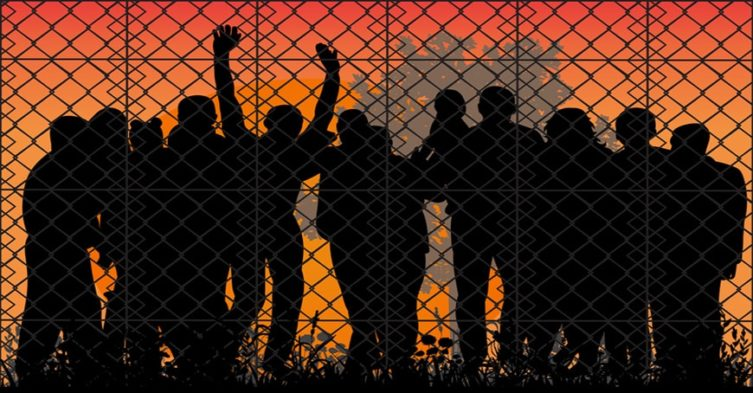 Relokacja uchodźców.