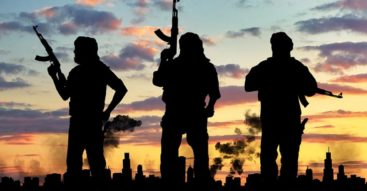 Terroryzm na świecie i w Europie: terroryzm dżihadystów