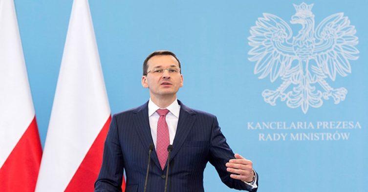 Morawiecki premierem.