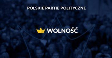 Partia Wolność – postulaty i inicjatywy ugrupowania Janusza Korwin-Mikkego