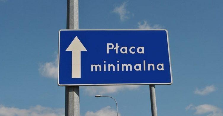 Płaca minimalna w Polsce.